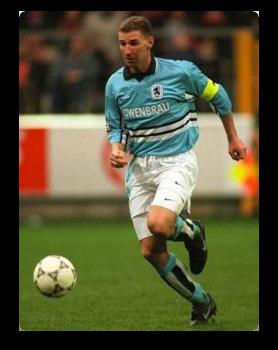 Bernhard Winkler ehemaliger Stammspieler 1860 München
