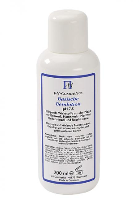 VitaSoniK Shop - ph-Cosmetics Basische Beinlotion 200ml pH 7,5