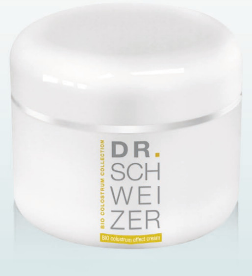 VitaSoniK Shop - Aktion Dr. Schweizer - BIO colostrum effect cream