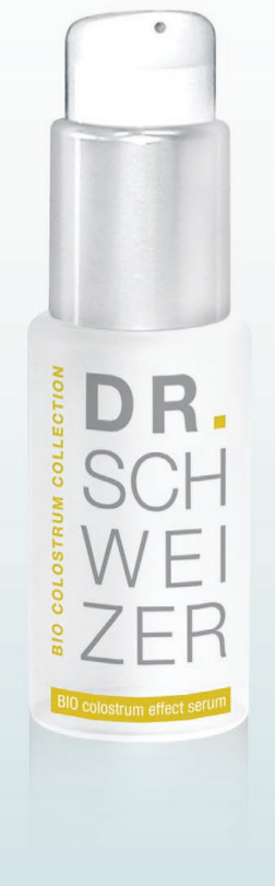 VitaSoniK Shop - Aktion Dr. Schweizer Bio colostrum effect serum